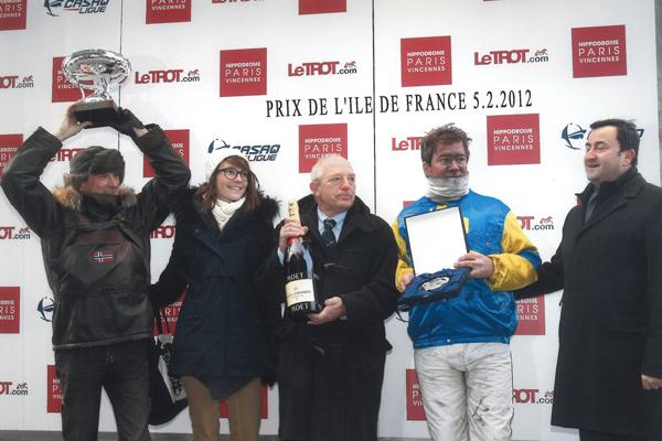Prix de l'Ile de France - Tango Quick