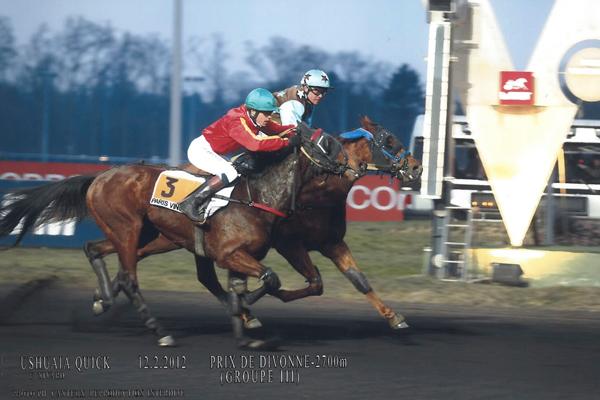 Ushuaïa Quick - Prix de Divonne
