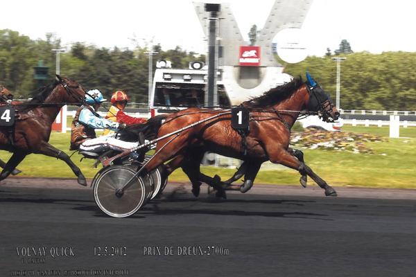 Volnay Quick à Vincennes